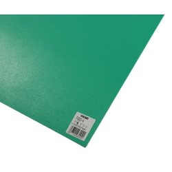 PP Sheet Green 970x570x0.75 mm