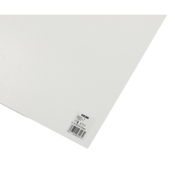 PP Sheet White 970x570x0.75 mm