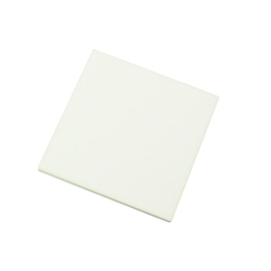 Acrylic Square 50 mm Square x 2 mm White