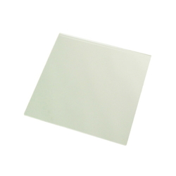 Acrylic Square 100 mm Square x 2 mm Transparency