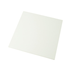 Acrylic Square 150 mm Square x 2 mm White