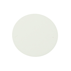 Acrylic Circle 50 mm Circle x 2 mm White
