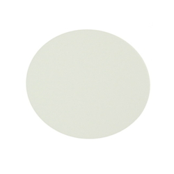 Acrylic Circle 100 mm Circle x 2 mm White