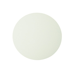Acrylic Circle 150 mm Circle x 2 mm White