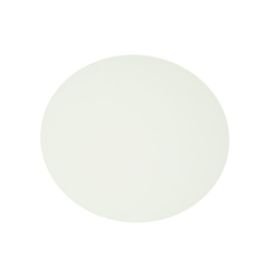 Acrylic Circle 200 mm Circle x 2 mm White