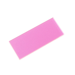 Acrylic Square 50 X 20 X 2 mm Fluorescent P