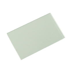 Acrylic Rectangle 50x30x2 mm Transparency