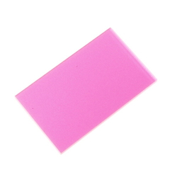 Acrylic Square 50 X 30 X 2 mm Fluorescent P
