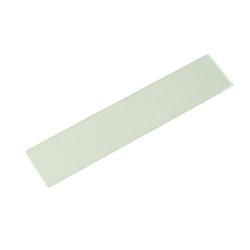 Acrylic Rectangle 100x20x2 mm Transparency