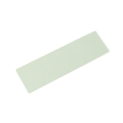 Acrylic Rectangle 100x30x2 mm Transparency