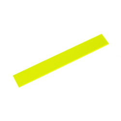 Acrylic Square 150 X 20 X 2 mm Fluorescent G
