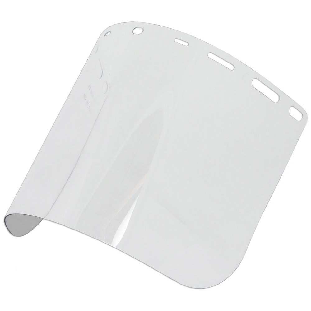 8150 Clear Polycarbonate Face Shield