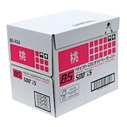 Daio Color Paper B5 Pink