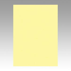 Color Drawing Paper, New Color, One-Quarter Light Yellow