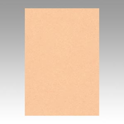 Color Drawing Paper, New Color Octavo Format Light Orange