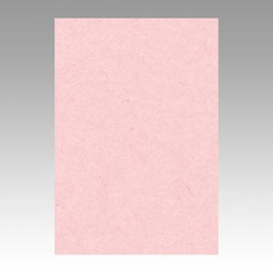 Color Drawing Paper, New Color Octavo Format Light Pink