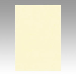 Color Drawing Paper, New Color Octavo Format Light Cream