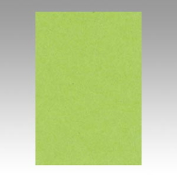 Color Drawing Paper, New Color Octavo Format Yellow-Green