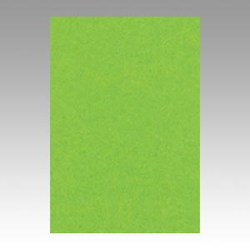Color Drawing Paper, New Color Octavo Format Dark Yellow-Green