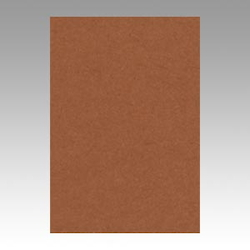 Color Drawing Paper, New Color Octavo Format Dark Brown