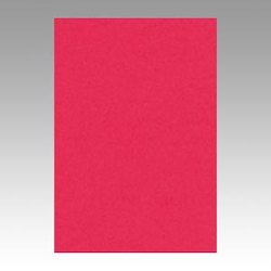Color Drawing Paper, New Color Octavo Format Peony Pink