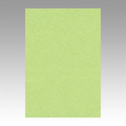 Color Drawing Paper, New Color Octavo Format Bright Green