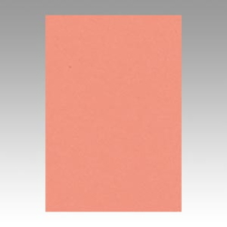 Color Drawing Paper, New Color Octavo Format Salmon