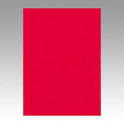 Color Drawing Paper, New Color 10-Sheet Roll Red