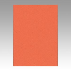 Color Drawing Paper, New Color 10-Sheet Roll Orange