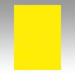 Color Drawing Paper, New Color 10-Sheet Roll Lemon