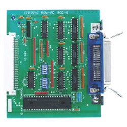 I/O Interface Card DTM-FAB-BCD