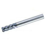 Super One-Cut End Mill DZ-SOCS4 Type (Regular Blade Length) (with Rounded Corners)