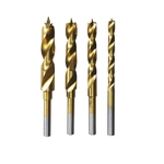 Brad Point Drill Bit Set