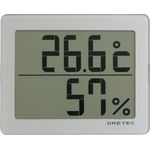 Digital Thermo Hygrometer [Aquaria]