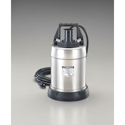 [Stainless Steel] Underwater Pump (for low level) EA345SD-50