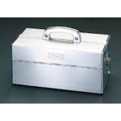 [Stainless Steel] Double Lid Tool Box EA507SA-360