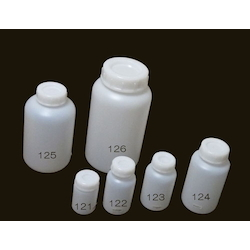 Wide-Mouth Polyethylene Container EA508AJ-125