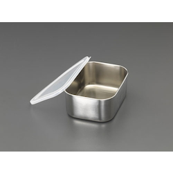 [Stainless Steel] Deep Box (With Lid) EA508SB-326