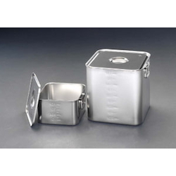 [Stainless Steel] Deep Box (With Lid) EA508SC-55
