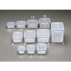 [4-Way Lock Type] Sealing Storage Container EA508TL-7