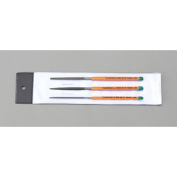 3-Type File Set (3 Pcs) (Second-Cut) EA521TA-3A (ESCO)