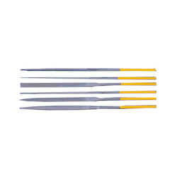 Titanium Coated Precision File EA521VE-6B
