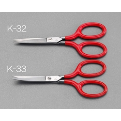 Rubber Scissors EA540K-32
