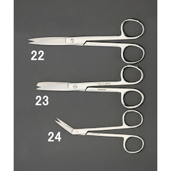 [Stainless Steel] Precision Scissors EA540ME-23