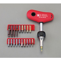 Driver Bit Set(Ratchet Type Handle) EA550PA