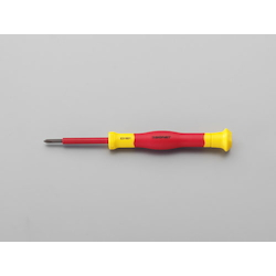 (+) Insulated Precision Screwdriver EA552SA-3