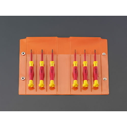 [6 Pcs] Insulated Precision Screwdriver Set EA552SB