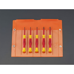 [5 Pcs] Hex Insulated Precision Screwdriver Set EA552SC