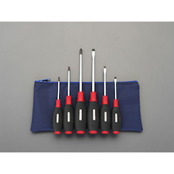 [6 Pcs] (+)(-) Electric Screwdriver EA557AS-600