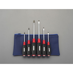 [6 Pcs] Hammerhead Screwdriver EA557AV-600